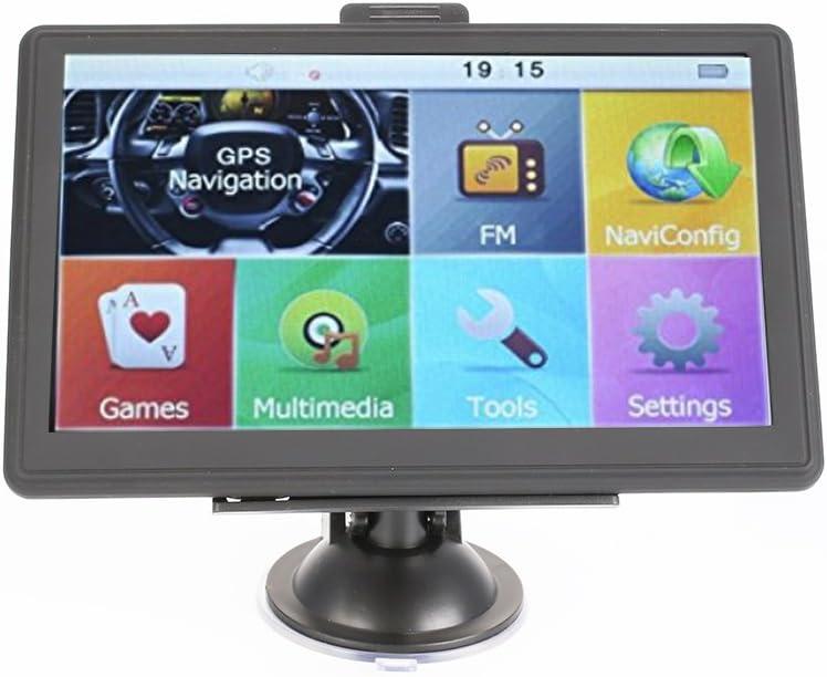 Beautyrain Auto GPS Navigation GPS Navigator Universal 8GB 7 TFT LCD mit Nordamerika Karte