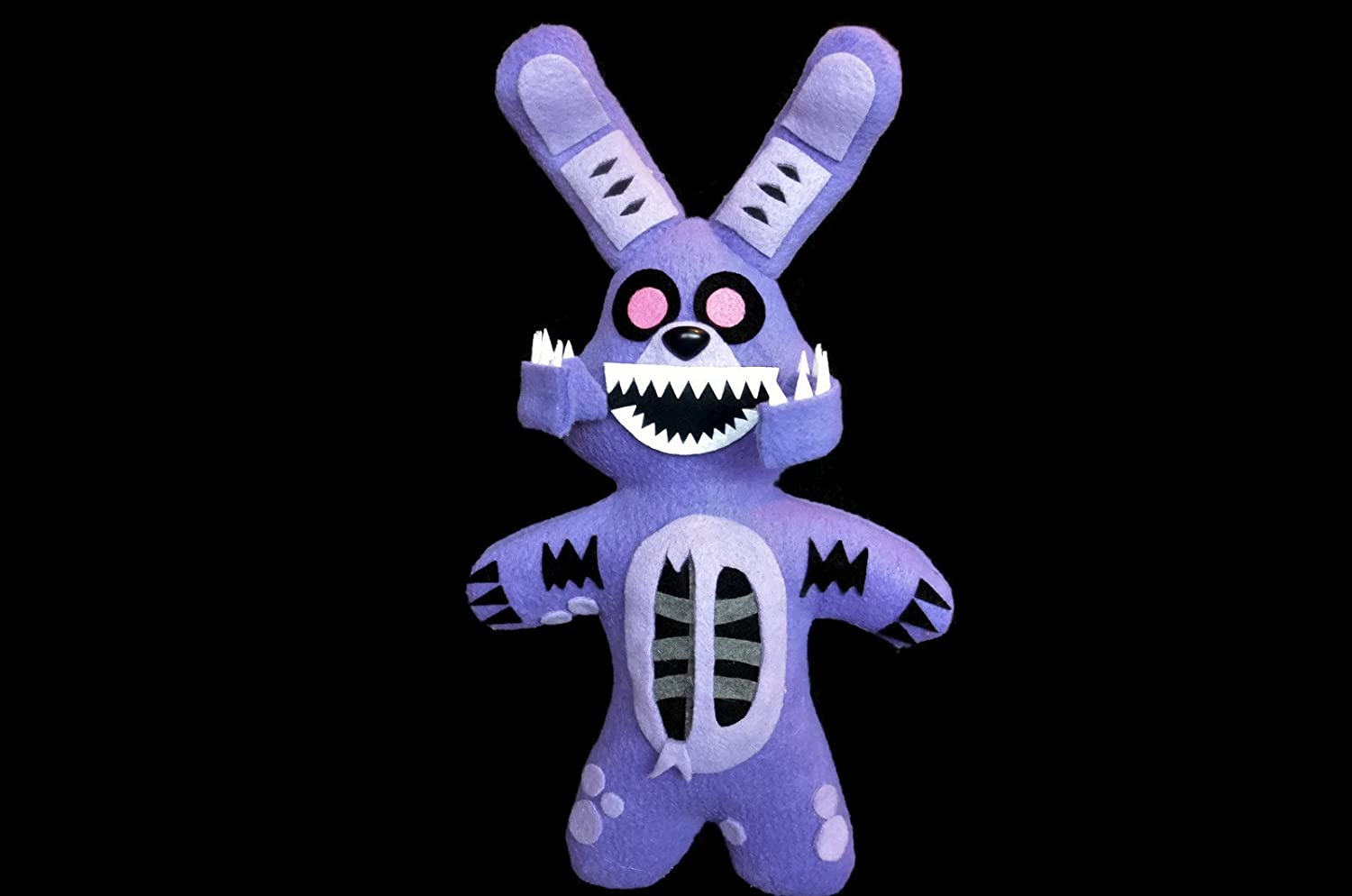Twisted Bonnie (Handmade Plush)
