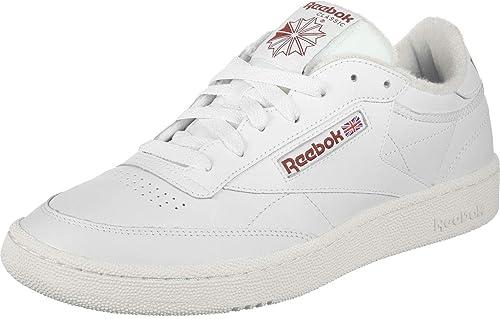 Reebok Zapato Zapatillas de deporte Club C 85 Mu en blanco