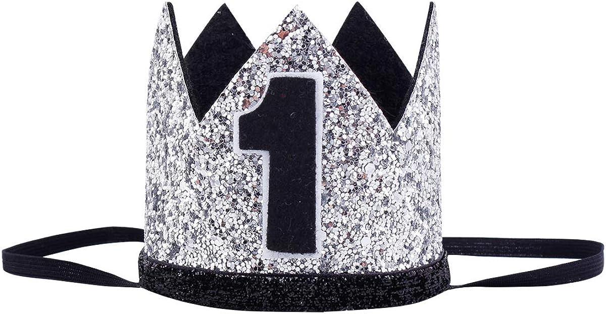 corona para la cabeza con pajarita de manga corta pelele FYMNSI Conjunto de 3 piezas para beb/é de 1 a/ño pantalones cortos de algod/ón disfraz para sesiones de fotos