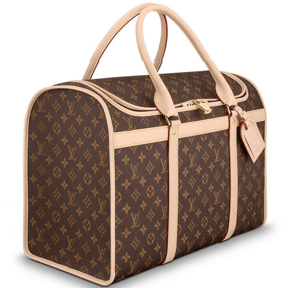 0043c0cebf7a Louis Vuitton Monogram Canvas Dog Carrier 50 Bag Top Handles Article   M42021 Made in France  Handbags  Amazon.com