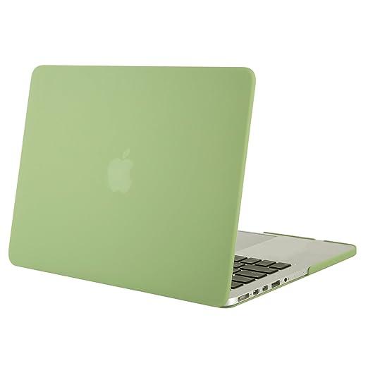 738 opinioni per MOSISO Custodia Rigida in Plastica on Case Cover Solo per MacBook Pro 13 Pollici