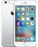 Apple iPhone 6S Plus Smartphone (13,97cm (5,5 Zoll) IPS Retina HD display, druckempfindlich, 12MP, 16GB, iOS 9) Silber