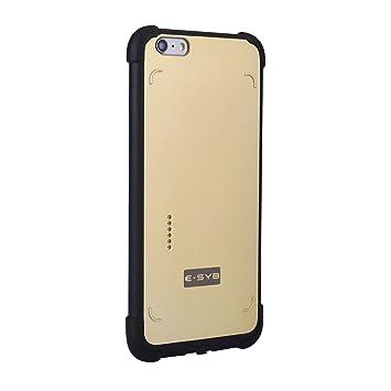 huge discount 4d7c7 b1334 HFTEK® iPhone 6 / 6s Smart Battery Case ultra slim: Amazon.co.uk ...