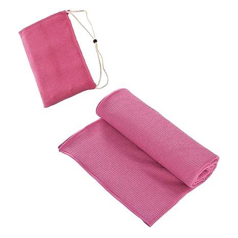Antideslizante Fitness Mat Yoga Cushion para Yoga Pilates ...