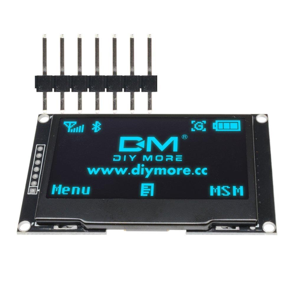 12864 - Módulo de pantalla OLED para Arduino C51 STM32 (2,4