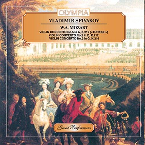 Violin Concerto No. 2 in D Major, K. 211: III. Rondeau, Allegro (Mozart Violin Concerto No 2)
