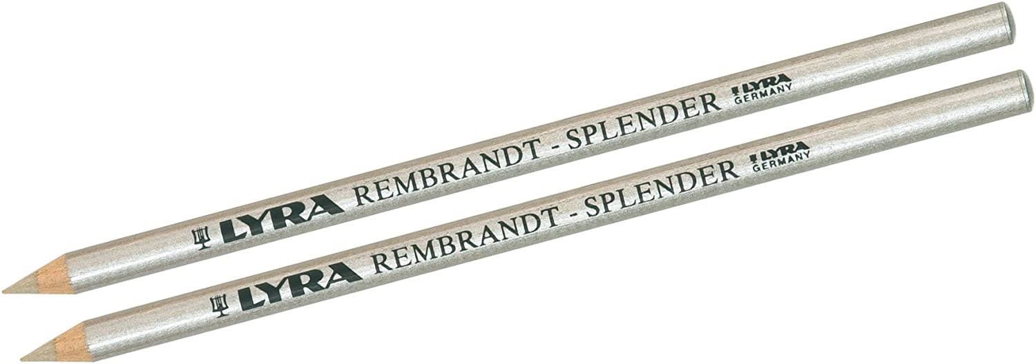 Lyra Rembrandt Splender Colourless Blending Pencil - [PACK OF 2]