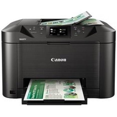 Impresora Multifuncional Canon MAXIFY MB5150 Negra Wifi de ...