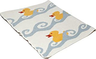 product image for in2green Baby Ducky Eco Throw - Milk