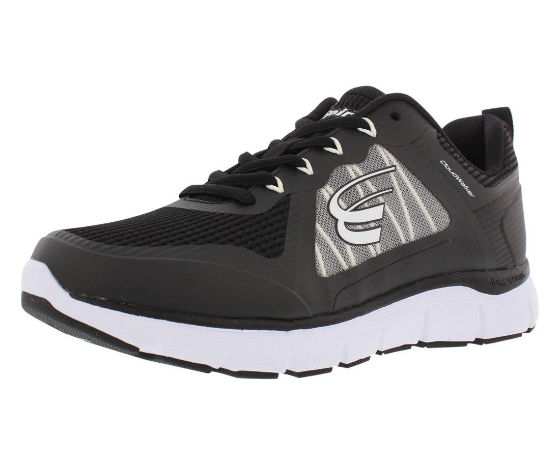 ویکالا · خرید  اصل اورجینال · خرید از آمازون · Spira CloudWalker Womens Athletic Walking Sho Black/White - 8 Wide wekala · ویکالا