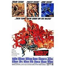 The Dirty Dozen 27x40 Movie Poster (1967)