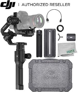 DJI Ronin-S Essentials Kit estabilizador de cardán de Mano de 3 ...