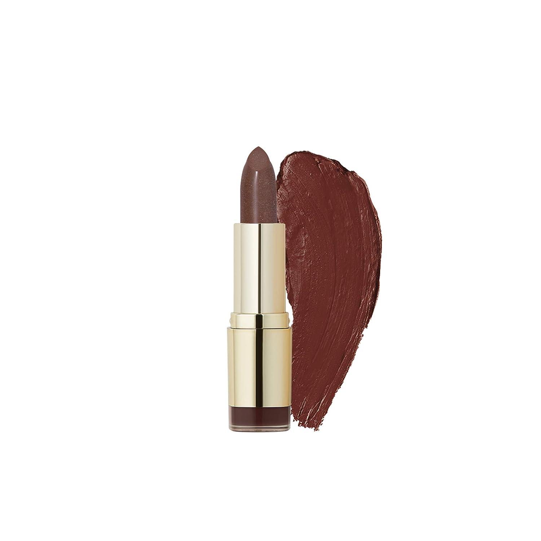Milani Color Statement Lipstick - Double Espresso, Cruelty-Free Nourishing Lip Stick in Vibrant Shades, Brown Lipstick, 0.14 Ounce