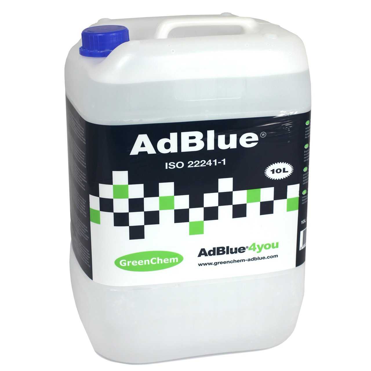 Greenchem 10L AdBlue With Fexible Spout