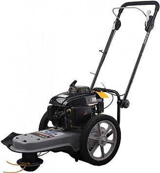 desbrozadora, con carro con ruedas Altas dc560, Motor CC: Amazon ...