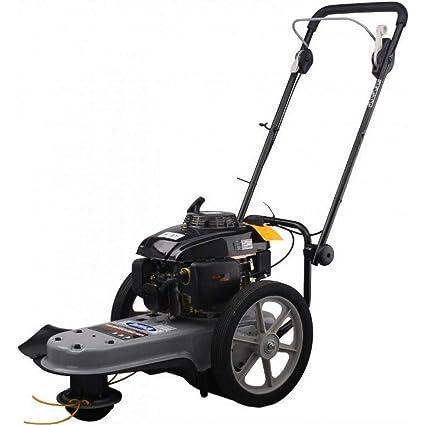 desbrozadora, con carro con ruedas Altas dc560, Motor CC ...