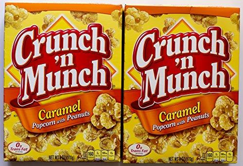 Caramel Crunch n Munch 6 oz (2 pack)