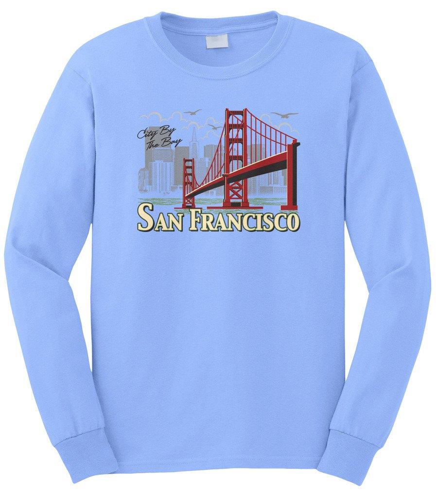 San Francisco Golden Gate Bridge Shirts