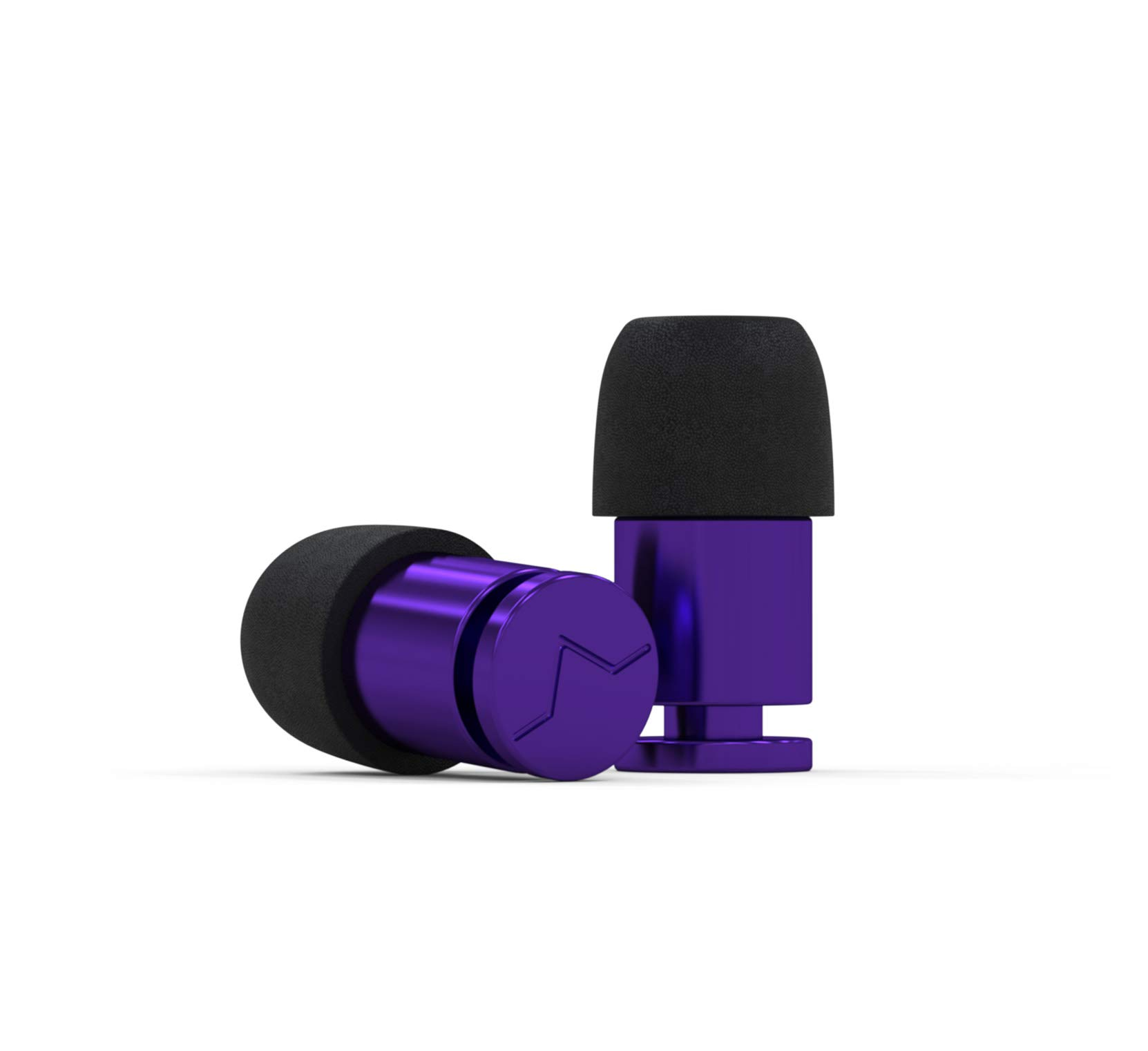 Flare Audio - Isolate Purple Ear Protection Earplugs