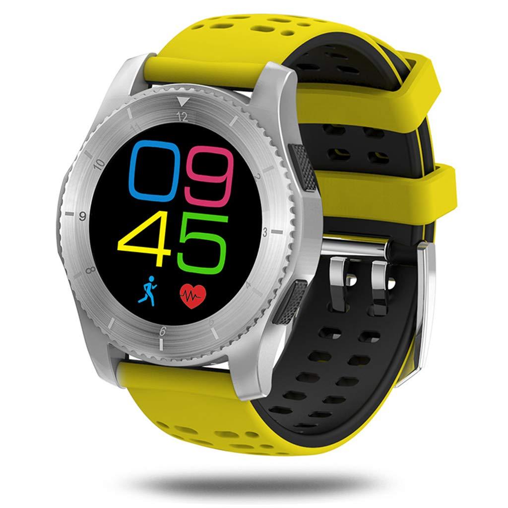 KLAYL Reloj Inteligente Reloj Inteligente G8 Teléfono para ...