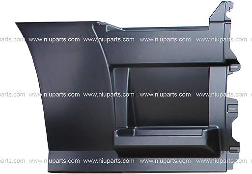 Fit: Volvo VNL 630 670 730 780 Truck Passenger Side Step Fairing Panel End Plastic Black