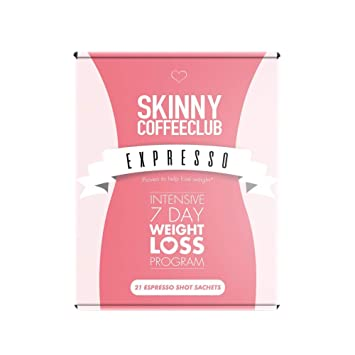 Skinny Coffee Club Expresso 7 Day Weight Loss