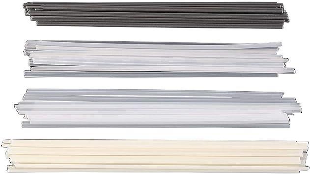 50Pcs PVC ABS PP PE Plastic Welding Rod Welding Sticks For Plastic Welder Tool I