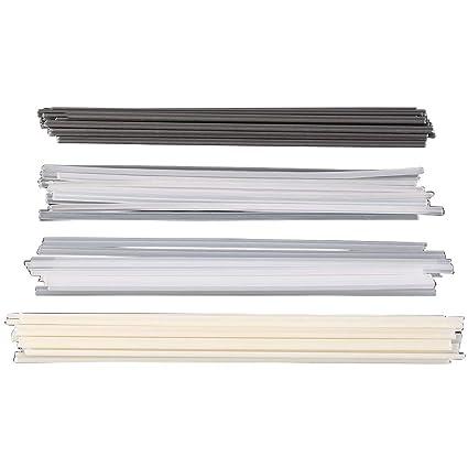 50pcs plástico varillas de soldadura ABS/polipropileno/PVC/PE ...