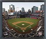 "Petco Park San Deigo Padres MLB Stadium Photo (Size: 17"" x 21"") Framed"
