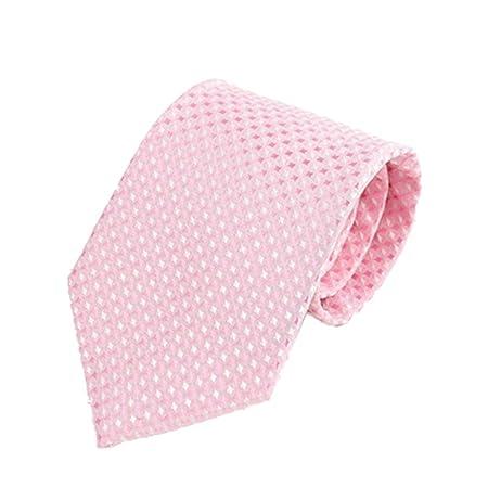 YYB-Tie Corbata Moda Corbata de Hombre Traje Fino Corbata de ...