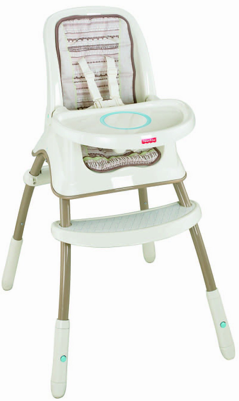Bunny Fisher-Price Grow with Me High Chair