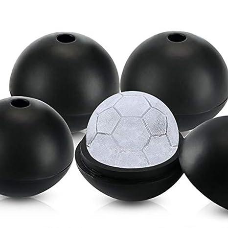 LH-TLMY Moldes de pelotas de fútbol de hielo 2018 Rusia Copa del mundo de