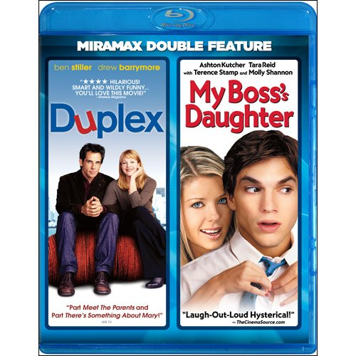 - Duplex / My Boss's Daughter (Double Feature) [Blu-ray]