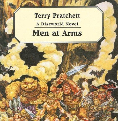 By Terry Pratchett Men at Arms (Unabridged) [Audio CD] ebook