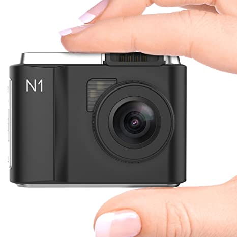 Vantrue N1 Mini Dash Cam Full HD 1080P+HDR 1.5 Inch LCD Car Dashboard Camera with Parking Monitor, G-Sensor, Super Night Vision & 156° Viewing Angle $59.99 AC + FSSS!