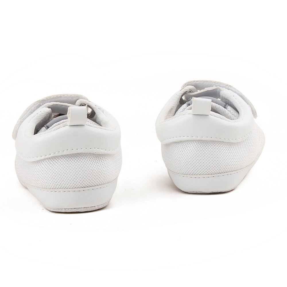 Lanhui Baby Sport Shoes Infant Toddler Shoes Boys Girls Mesh Soft Sole Sneaker