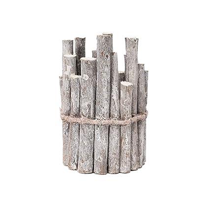Hard-to-Find Fastener 014973317034 Slotted Round Wood Screws Piece-100 4 x 1//2