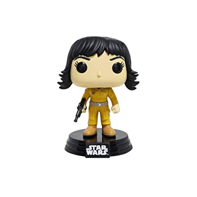 Funko POP! Star Wars: The Last Jedi - Rose - Collectible Figure: Funko Pop! Star Wars:: Toys & Games