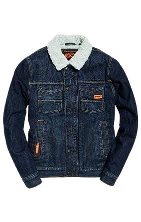 0b4e424e7b68 Superdry Hacienda Trucker Jacket