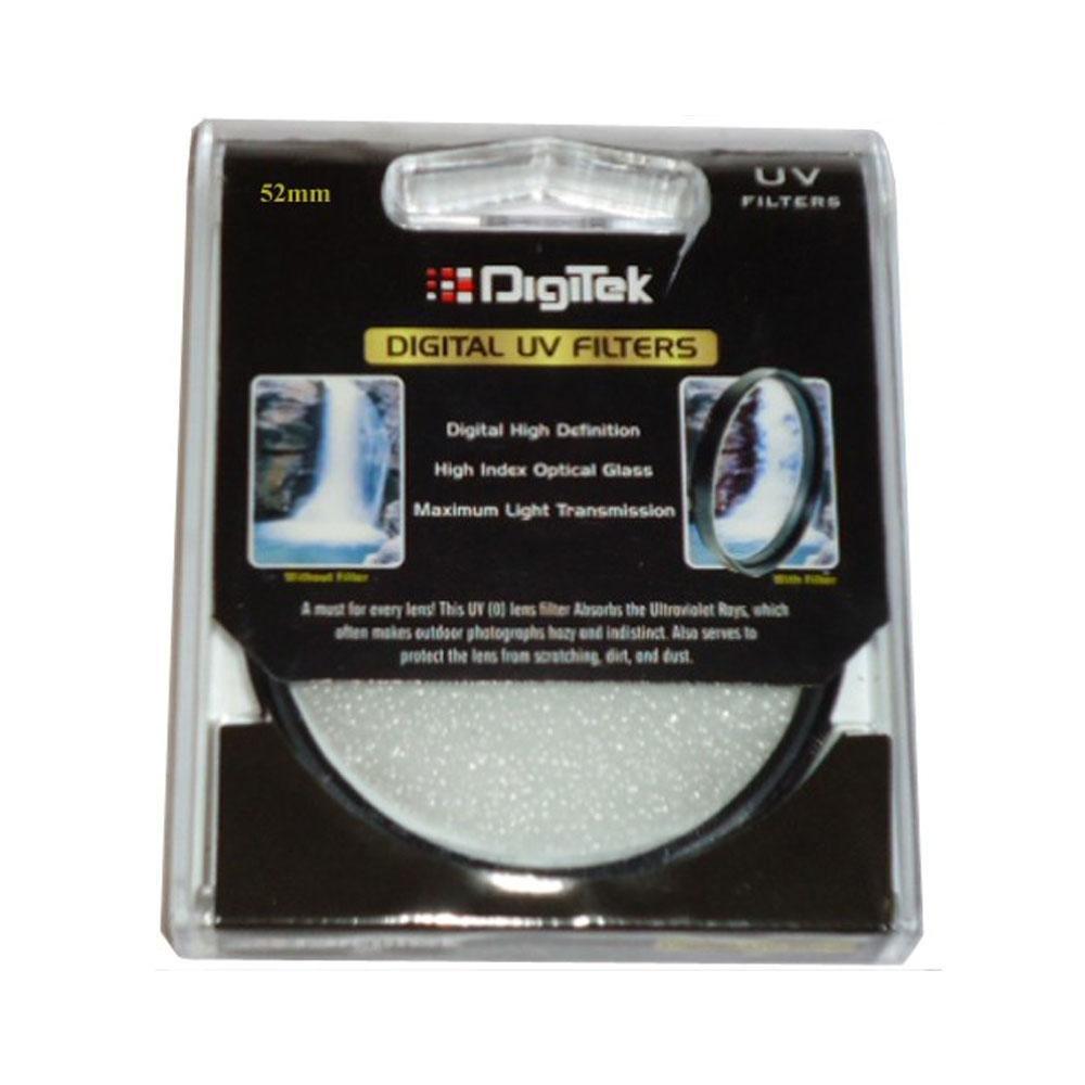 Image result for digitek 52mm uv filter