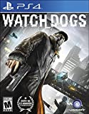 GAME WATCH DOGS BRAND PLAYSTATION 4 PS4