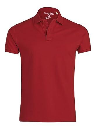 YTWOO Herren Poloshirt Aus Biobaumwolle, Poloshirt Herren Aus Baumwolle (Bio),  Polo Shirt