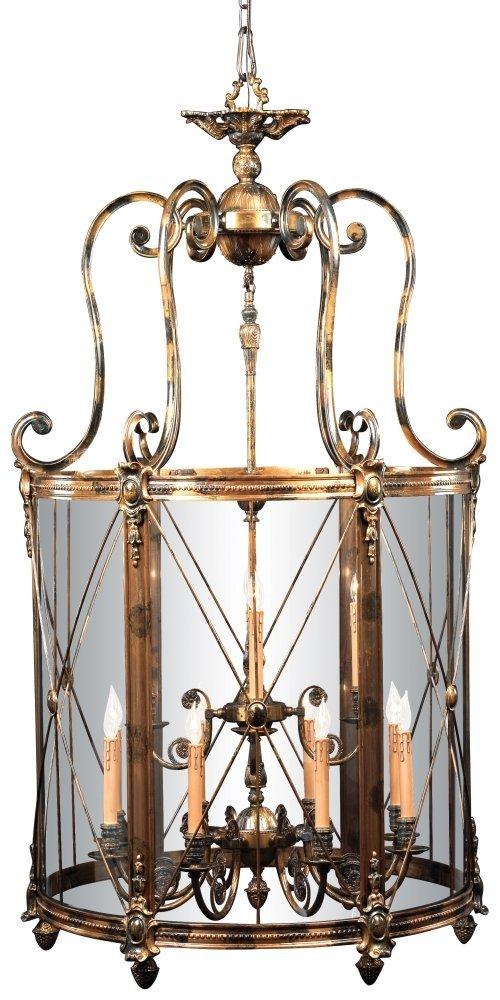 Amazon.com: Metropolitan n9306, clásico Grande linterna ...