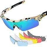Wkaijc Trends Mode Persönlichkeit Kreativität Komfort Rahmenlos Ozean Filme Sonnenbrille Dame Sonnenbrillen,D