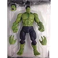 Llsdls Juguete para niños de plástico Modelo Hulk