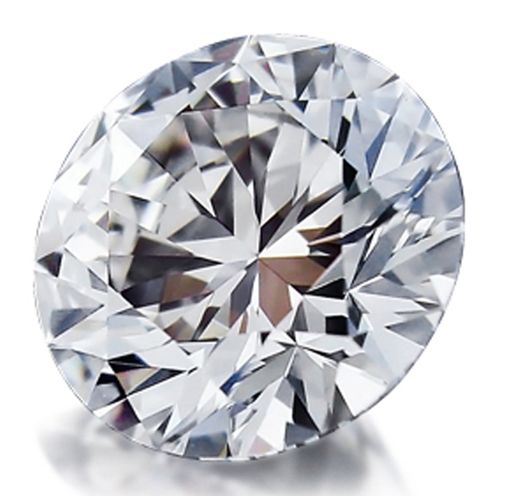 0.11 Carats Round Brilliant Cut Loose Natural Diamond (G Color, VS Clarity)