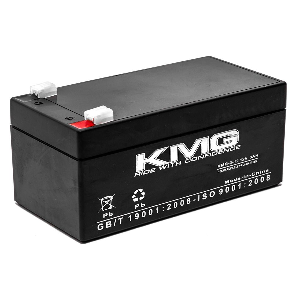 KMG 12V 3Ah Replacement Battery for Dewalt/Black & Decker 244523-00S CST-800 by KMG (Image #1)