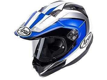 Casco de Moto Arai Tour-X 4, Color Azul eléctrico