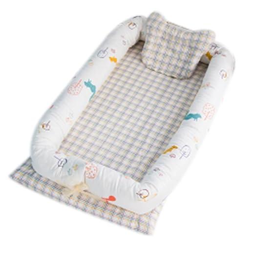 DISCOVERY Baby Bassinet - Cojín para Tumbona de bebé con ...